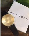 KLASSE14 | MARIO NOBILE VOLARE GOLD 36㎜(腕時計)