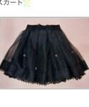 ガラスの人形スカート(スカート)