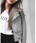 ZARA | (Riders jacket)