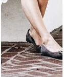CHARLES & KEITH | (Ballet shoes)