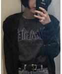 THRASHER | (T恤)