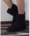 GU | ムートンブーツ(ブーツ)