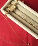 agete | 腕時計・ネックレス・指輪(中央・右) (腕時計)