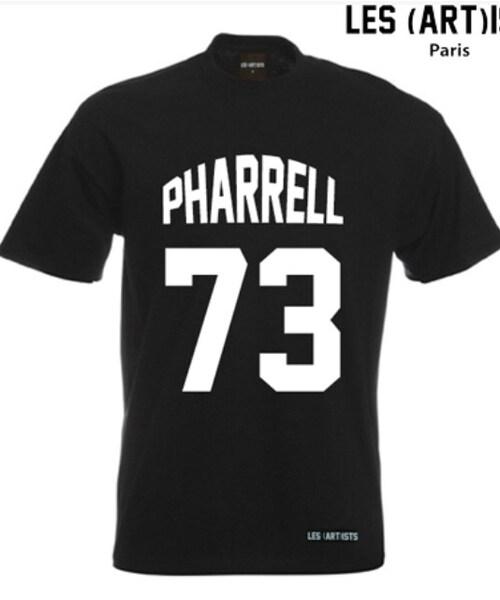 LES (ART)ISTS(レスアーティスト)の「LES (ART)ISTS/pharrell73(Tシャツ・カットソー)」