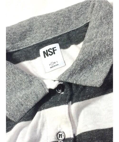 NSFの「NSF/ラガーシャツ(シャツ・ブラウス)」