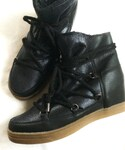 DONOBAN | DONOBAN/イザベルマラン風スニーカーブーツ(ブーツ)