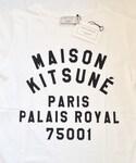 MAISON KITSUNE | maisonkitsune/Tシャツ(Tシャツ・カットソー)