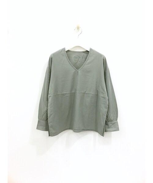 COSMIC WONDER(コズミックワンダー)の「有機栽培綿カットソー(Tシャツ・カットソー)」