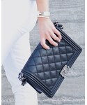 CHANEL | (Shoulderbag)