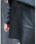 ZARA | (Skirt )