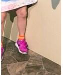 靴下屋 | 爽やかな色合いに惹かれて購入。3足¥1,000 (ソックス/靴下)