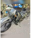 自衛隊偵察用のKawasakiバイク | カッコよかった〜偵察用かどうかは不明(Google先生情報)(その他)
