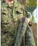 自衛隊仕様軍用JK | 自衛隊のおじさんが貸してくれた。これぞ本当のアーミーJK!(ミリタリージャケット)