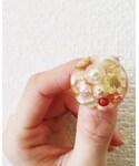 麻絵handmade | (ピアス(片耳用))
