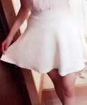 白スカート(スカート)