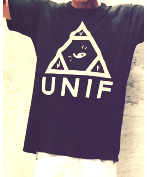 UNIF(ユニフ)の「Tシャツ・カットソー」