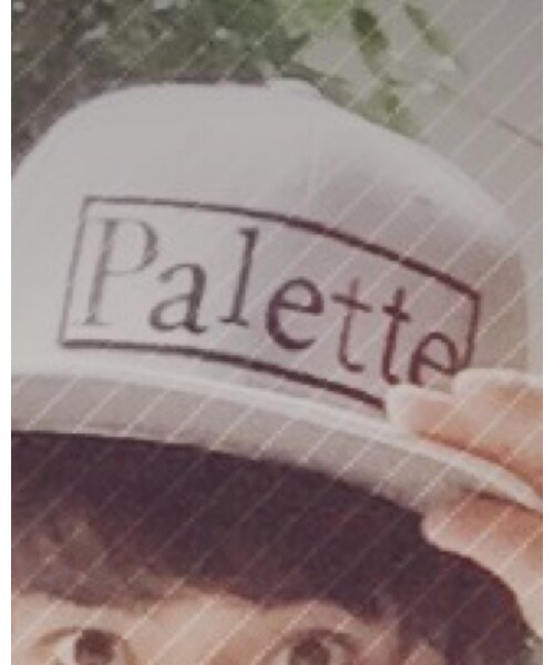 Palette TOKYO(パレットトーキョー)の「キャップ」