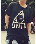 UNIF | (Tシャツ・カットソー)
