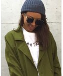 reca | ロゴTシャツ-EMOTION-(Tシャツ・カットソー)