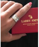 LARRY SMITH | (リング)