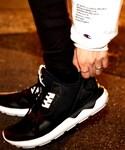 adidas | 袖のプリント気に入ってます!(スニーカー)