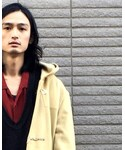 impermeable Yohji yamamoto | (ダッフルコート)