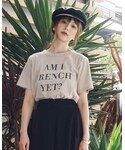 MARQUE | (Tシャツ・カットソー)