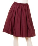 FRAY I.D | メモリースカート*RED(スカート)