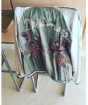 ZARA | 刺繍入りボンバージャケット