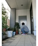 しょぼ〜〜んポーズ😭 | しょぼ~んポーズ(その他)
