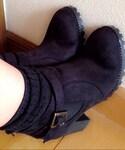 Bershka | サイドゴアブーツ  (ブーツ)