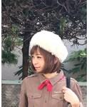 GU | (ハンチング・ベレー帽)