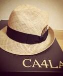 CA4LA   ハット(ハット)