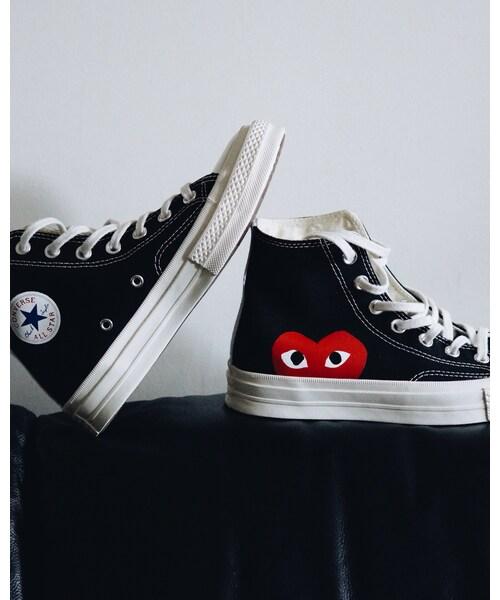 COMME des GARCONS「Sneakers」