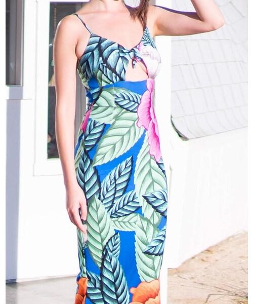 Mara Hoffman「One piece dress」