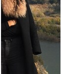 HELMUT LANG | (Duffle coat)