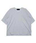 シンプルビックTシャツ(Tシャツ・カットソー)