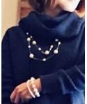 antiqua | (Necklace)