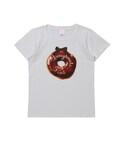 F i.n.t | ドーナッツプリントTシャツ/F i.n.t sweets(Tシャツ・カットソー)