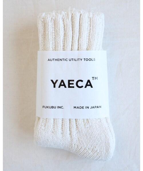 YAECA(ヤエカ)の「ソックス/靴下」