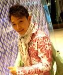 FranCisT_MOR.K.S. | 赤の刺繍なんだよ!(シャツ・ブラウス)