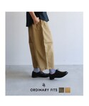 Ordinary fits |