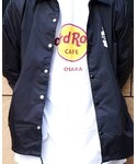 Hard Rock Cafe | Classic Logo White T(Tシャツ・カットソー)