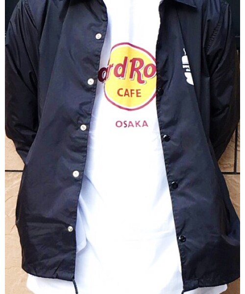 Hard Rock Cafe(ハードロックカフェ)の「Classic Logo White T(Tシャツ・カットソー)」