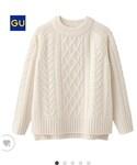 GU   (ニット・セーター)