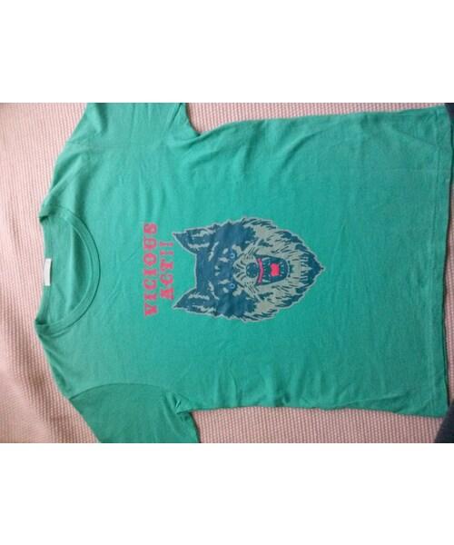GU | Tシャツ(Tシャツ・カットソー)  Tシャツ GU Tシャツ ブランド:GU カテゴリ