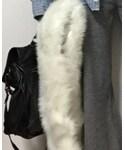 fox fur | (Japanese goods)