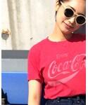 Coca Cola | (Tシャツ・カットソー)