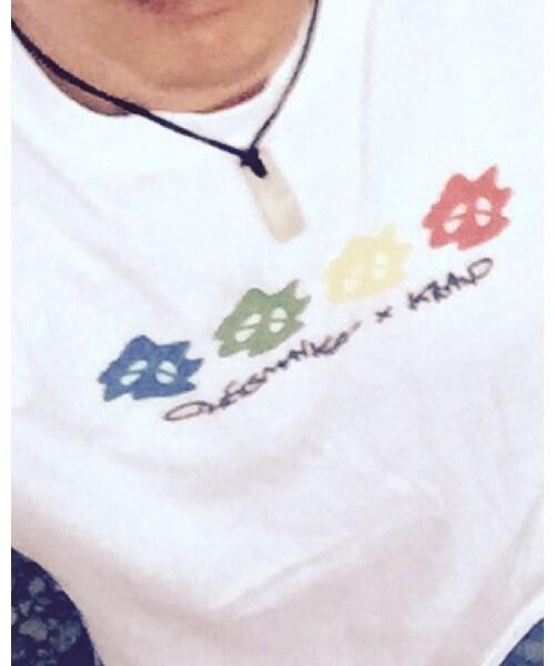 KRAPの「Tシャツ・カットソー」