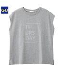 GU   グラフィックT(ウィークデイ)D(Tシャツ・カットソー)